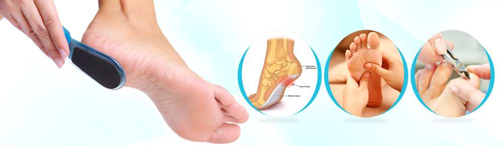 Milton and Cambridge custom made orthotics help with foot pain